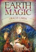 Earth Magic Oracle Cards - Steven D. Farmer